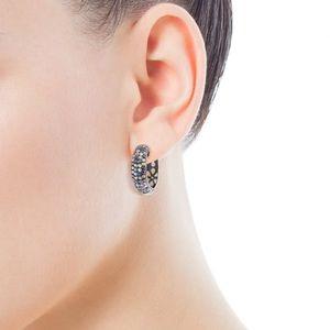 Tous Fantasy Silver Earrings